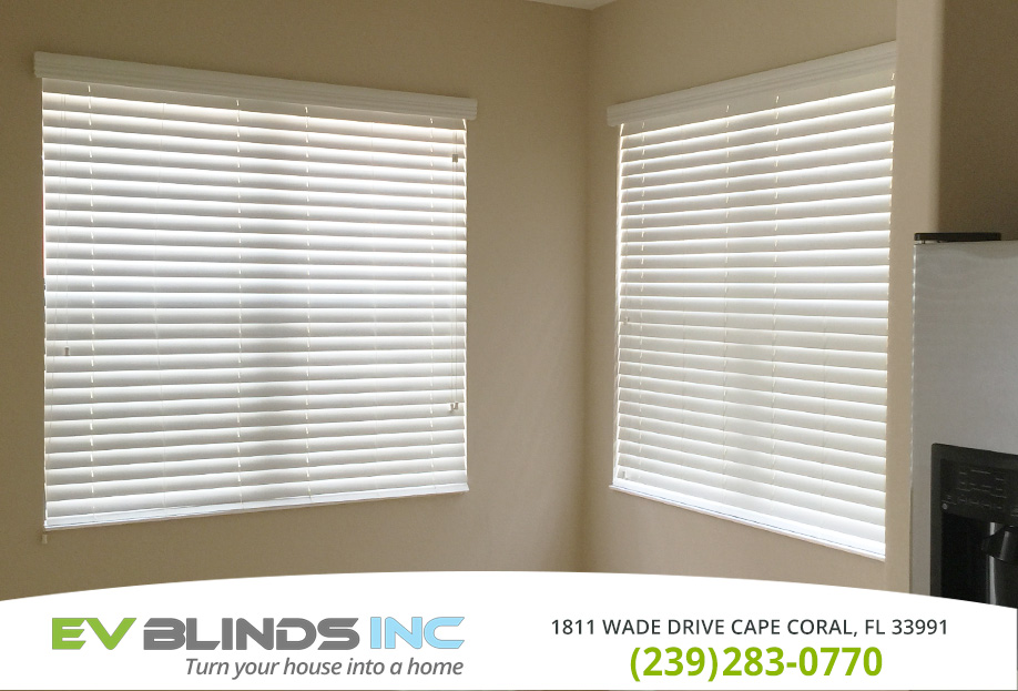 2 Inch Blinds in and near Cape Coral Florida