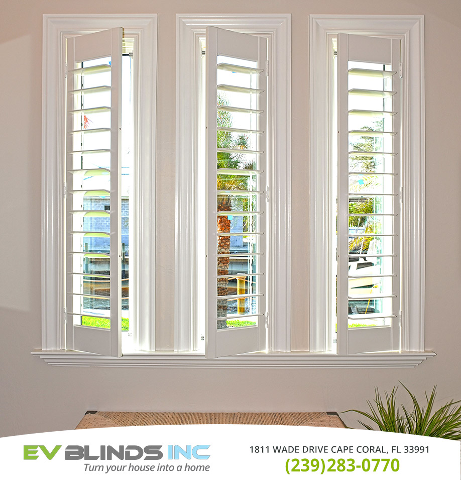 Plantation Blinds In Cape Coral Fl