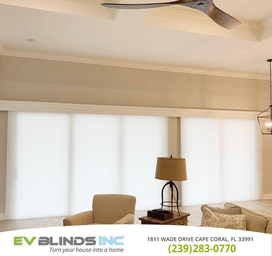 Decorative Blinds in and near Estero Florida