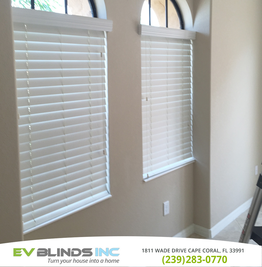 2 1/2 Inch Blinds in and near Marco Island Florida