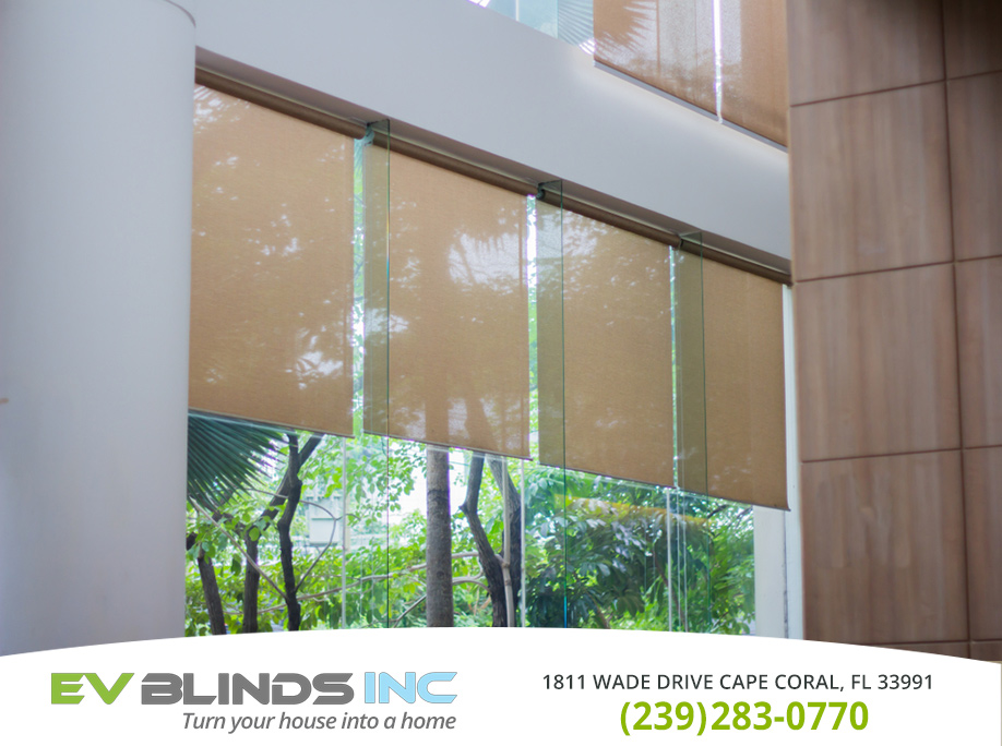 Hospital Blinds in and near North Fort Myers Florida